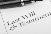 Writing a Will?