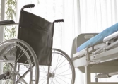 Patient confined to a wheelchair due to negligent hip surgery