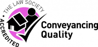Accredited Conveyancing Quality Logo - The Law Society