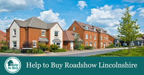 Local conveyancing expert advises first-time buyers at Lincolnshire 'Help to buy Roadshow'