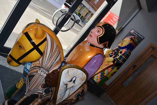 Law firm to host Lincoln Knight before launch of trail