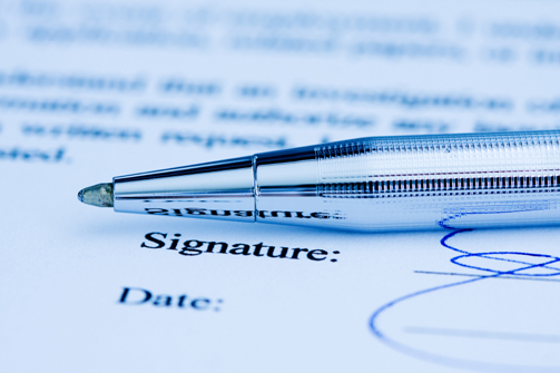 Online signing of deeds – e-sig just a click away?