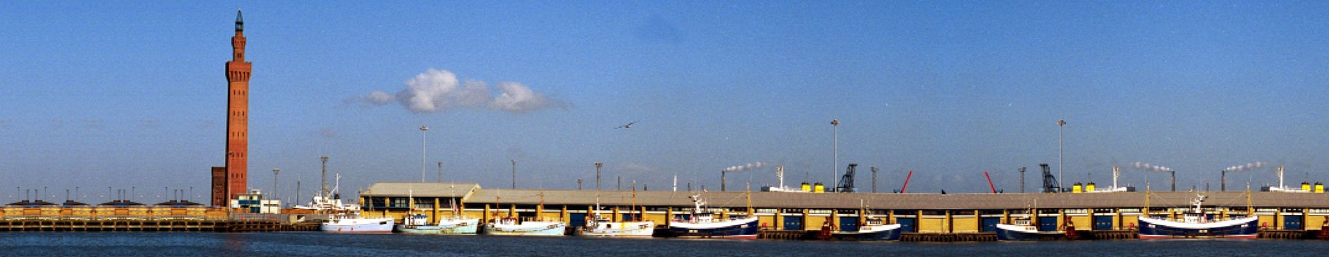 Grimsby Tower & Harbour